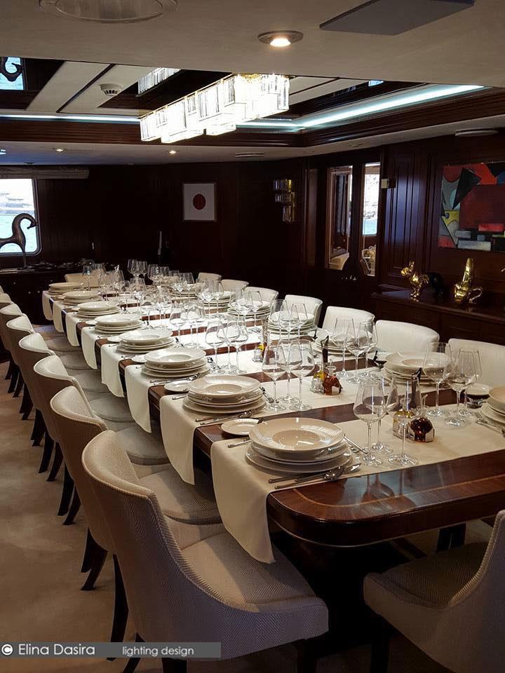 Chakra Yacht 14
