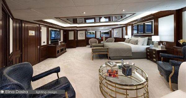 Chakra Yacht 15