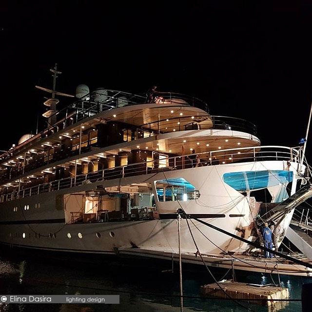 Chakra Yacht 6