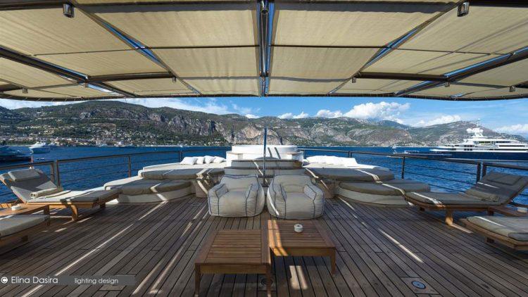 Chakra Yacht 9
